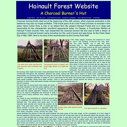 Hainault Forest Website