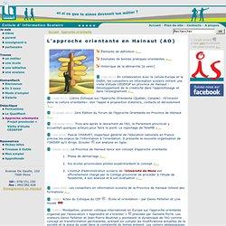 hainaut.be .:. Cellule d' Information Scolaire