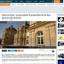 Haine en ligne : ce que prévoit la proposition de loi Avia après le vote du Sénat