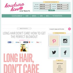 Hair Archives - Page 15 of 28 - Kouturekiss