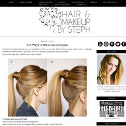 ten-ways-to-dress-up-ponytail