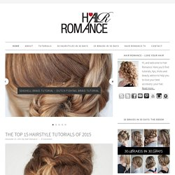 Hair Romance — Love Your Hair