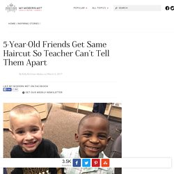 Haircut Prank by Black and White Friends Proves Kids Don't See Color