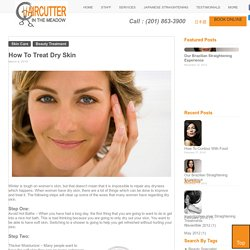 Haircutter in The Meadow : Hair salon New Jersey