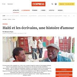 Haïti et les écrivains, une histoire d'amour