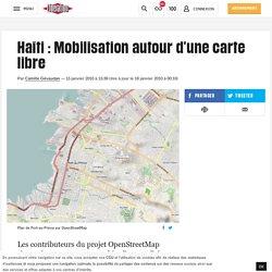 Haïti : Mobilisation autour d'une carte libre