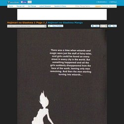 Hajimari no Glashma 1 - Read Hajimari no Glashma Chapter 1 Online