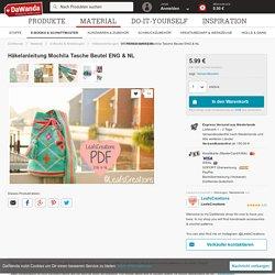 Häkelanleitungen - Häkelanleitung Mochila Tasche Beutel ENG & NL - ein Designerstück von LeafsCreations bei DaWanda