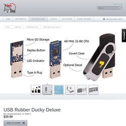 HakShop — USB Rubber Ducky