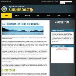 Halfmoon Bay BC - the centre of the universe on BC's Sunshine Coast