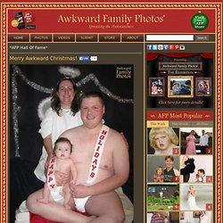 AFP Hall of Fame « AwkwardFamilyPhotos.com