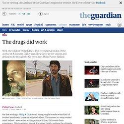 Philip Purser-Hallard on Philip K Dick and drugs