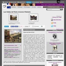 Les Halles de Paris à travers l'histoire