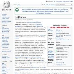 HalliburtonBellaireBlvdOfficesHouston - Halliburton