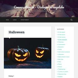 Halloween – Conversation.se – Dialoger på engelska