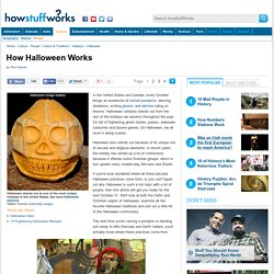 How Halloween Works - HowStuffWorks