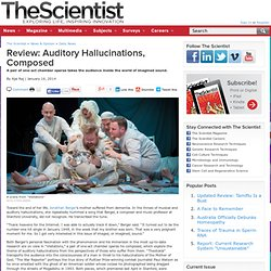 Review: Auditory Hallucinations, Composed
