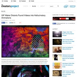 "Kenaim Alshatti's hallucinatory ""motion fantasies"""