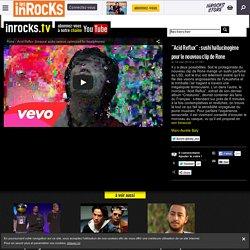 """""""Acid Reflux"""" : sushi hallucinogène pour le nouveau clip de Rone"""