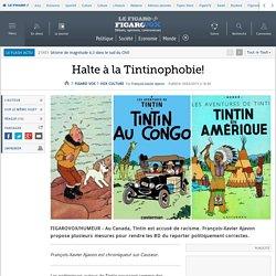 Halte à la Tintinophobie!
