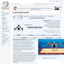 Portail:Haltérophilie