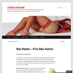 Bee Halton – Five-Star Author