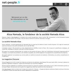 Aïssa Hamada, le fondateur de la société Hamada Aïssa - net-people.fr