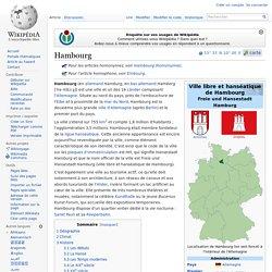 Hambourg (ville libre et hanséatique de...)