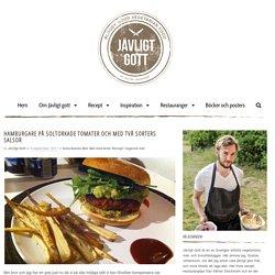 Jävligt gott - en blogg om vegetarisk mat och vegetariska recept för alla, lagad enkelt och jävligt gott.