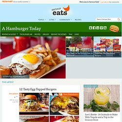 A Hamburger Today - America's Favorite Hamburger Weblog!