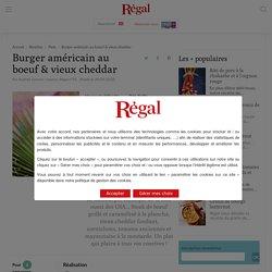 Hamburger américain : recette gourmande (30 min)