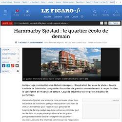Environnement : Hammarby Sjöstad : le quartier écolo de demain