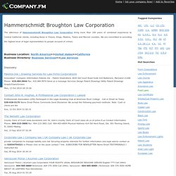 Hammerschmidt Broughton Law Corporation