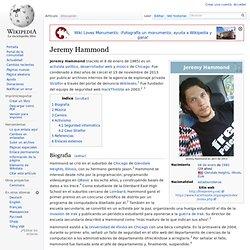Jeremy Hammond