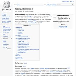 Jeremy Hammond (wikipedia)