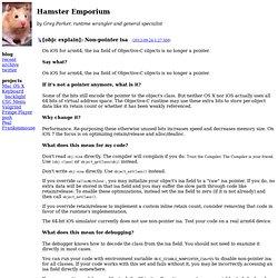 Hamster Emporium