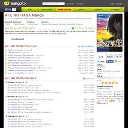 Aku no Hana Manga - Read Aku no Hana Manga Online for Free