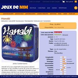 Hanabi: jeu de société chez Jeux de NIM