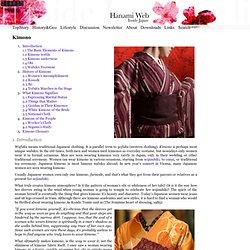 Hanami Web - Kimono