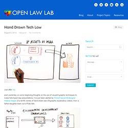 Hand Drawn Tech Law - Open Law Lab