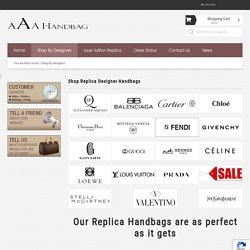 High Quality Replica Designer Bags
