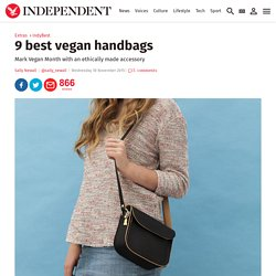 9 best vegan handbags