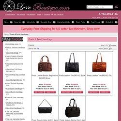 Prada Ladies Handbags