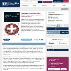 Handbook of Migration and Health