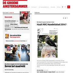 Haalt NRC Handelsblad 2014?
