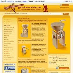 Komo Handmühle Handgetreidemühle bestellen Getreidemühle