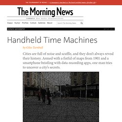 Handheld Time Machines