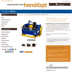 Smart Power Tool, Developer Edition - Handibot