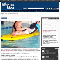 Handi Surf: quand le handicap se dissout dans l'eau