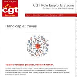 CGT Pole emploi Bretagne
